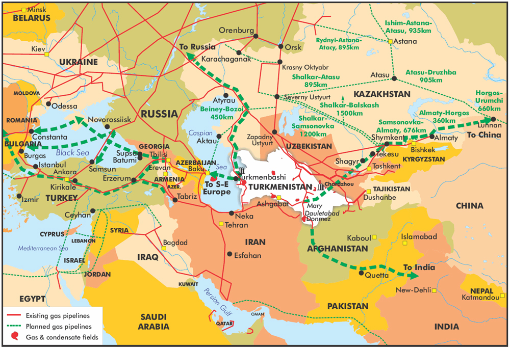 Iran to India Energy alliance between South and Central Asia by – Map of Iran and India