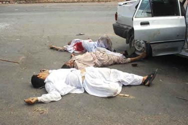 target killing in karachi Karachi: the menace of target killing raised its head again in the southern metropolis on friday when two lost their lives while three others were injured in separate.