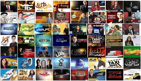 FINAL All Political Talk Shows of Pakistan TV Channels Geo Samaa Dunya ARY News Aaj Express News