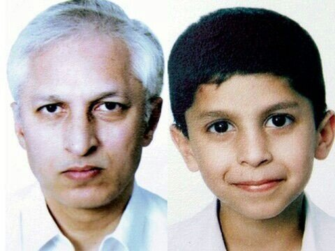 Murtaza Haider (11 yr) killed with his father Dr Ali Haider in Lahore on 18Feb2013