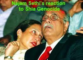 Sethi sleeping