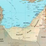 UAE-Map