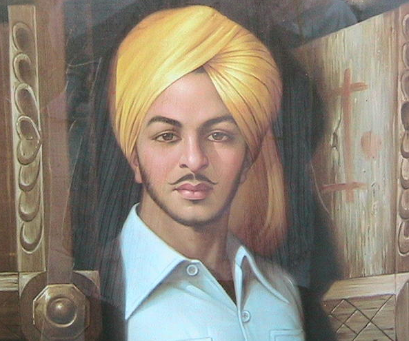 On 23 March 1931,  colonial occupiers of India killed Bhagat Singh.