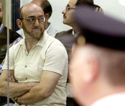 Imad Eddin Barakat Yarkas, a.k.a. Abu Dahdah, head of al Qaeda in Spain.