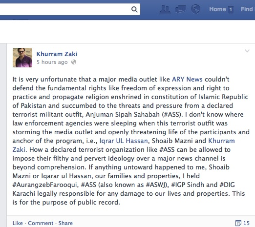 Khurram Zaki Death Threats.png-large