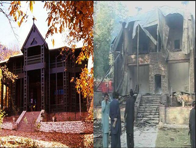 Ziyarat-Residency-destroyed