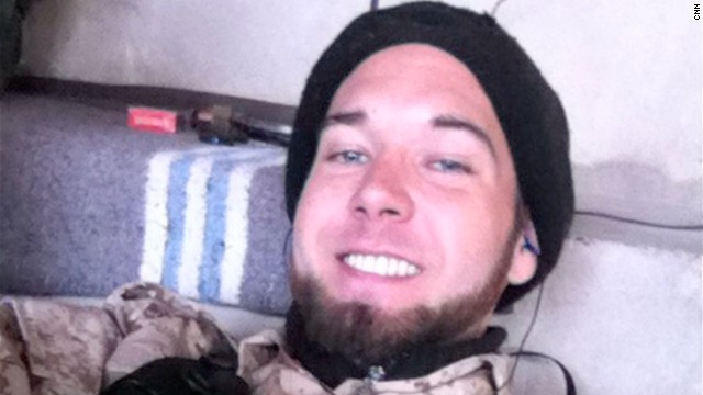 Eric Harroun pleads to lesser count in Syria fighting case, released from custody