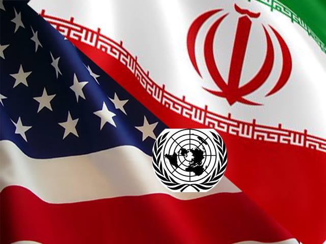 Iran US UN