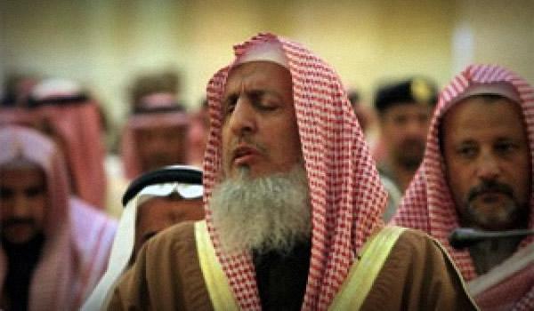 Saudi Grand Mufti Sheikh Abdul Aziz al-Sheikh. (AFP Photo / Hassan Ammar)