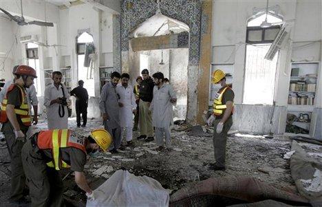 78 dies in suicide bomb blast