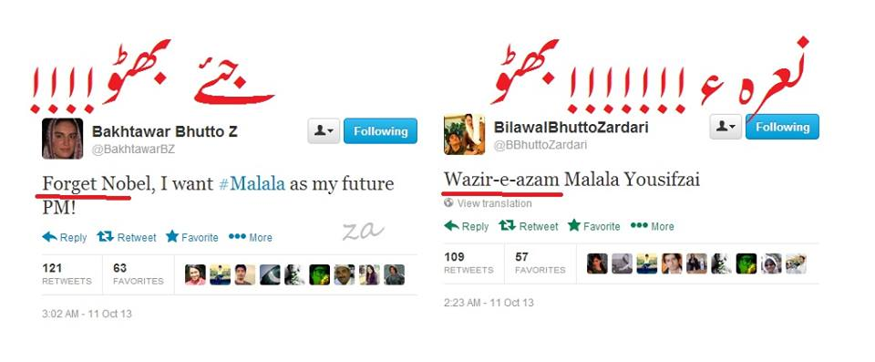 BBZ on Malala
