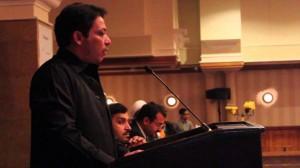 فرقہ واریت کے خلاف انتہائی سرگرم کارکن، فیصل رضا عابدی