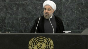 ایرانی صدر حسن روحانی نے مذاکرات اور صلح جوئی کو پھر سے اہم تر ثابت کردکھایا ہے اور اس میں روسی صدر پیوٹن،چین کی قیادت اور امریکی صدر اوبامہ کا کردار بھی اہم ہے