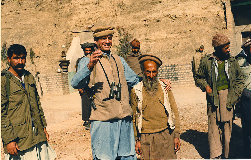 800px-Charlie_Wilson_with_Afghan_man