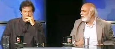 Haroon ur Rasheed & Imran Khan Love Military Dictators