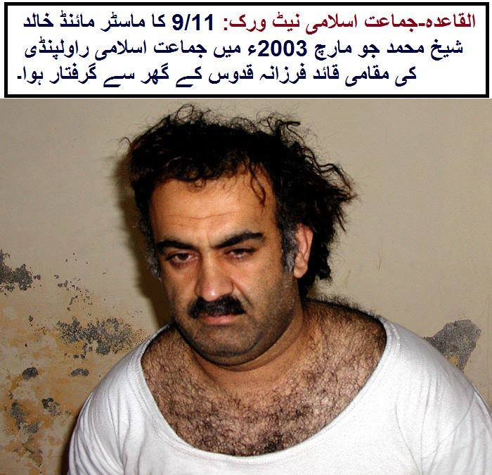 Jamaat-e-Islami and AlQaeda - Terrorism 4