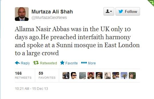 Murtaza Ali Shah