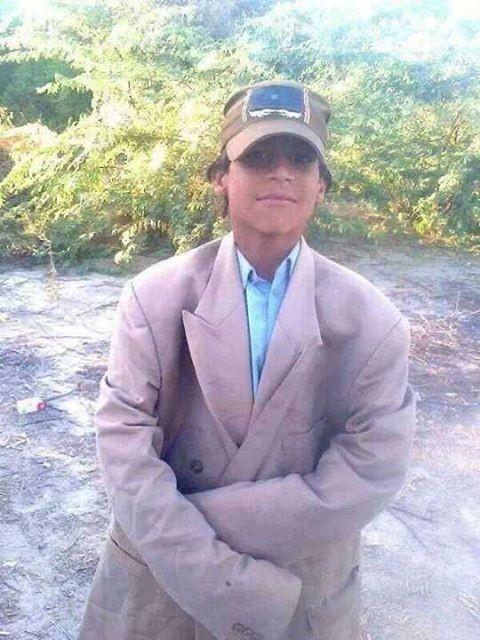 Baloch boy III