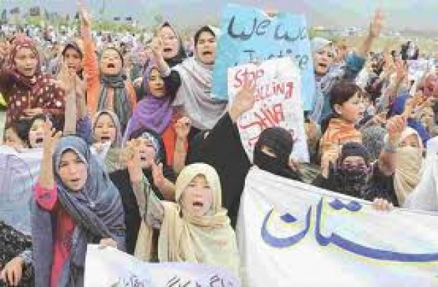 Shia Hazarars