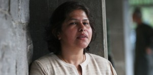Ayesha Siddhiqi, Defence and military specialist at IIC- photo by Ruhani KAur