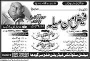 faiz Peace fextival