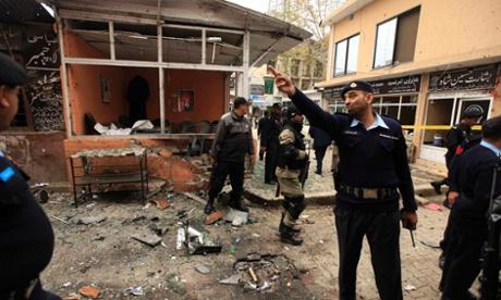 Islamabad blast