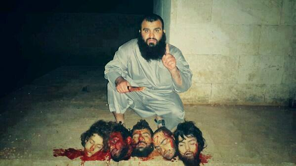 Taliban behading