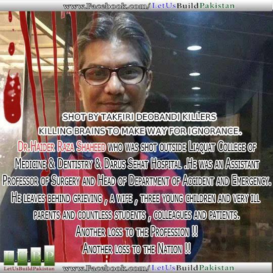 Dr Haider Raza Haider