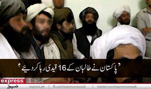 Taliban released