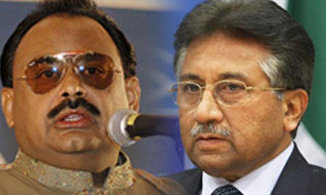 Altaf-Musharraf