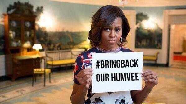 Bring back our HumVee