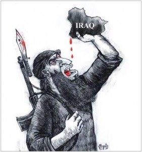 ISIS blood