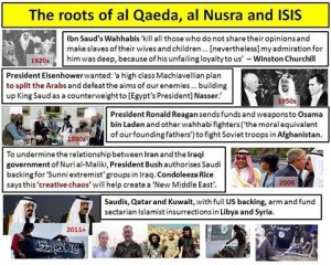 alqaeda and isis