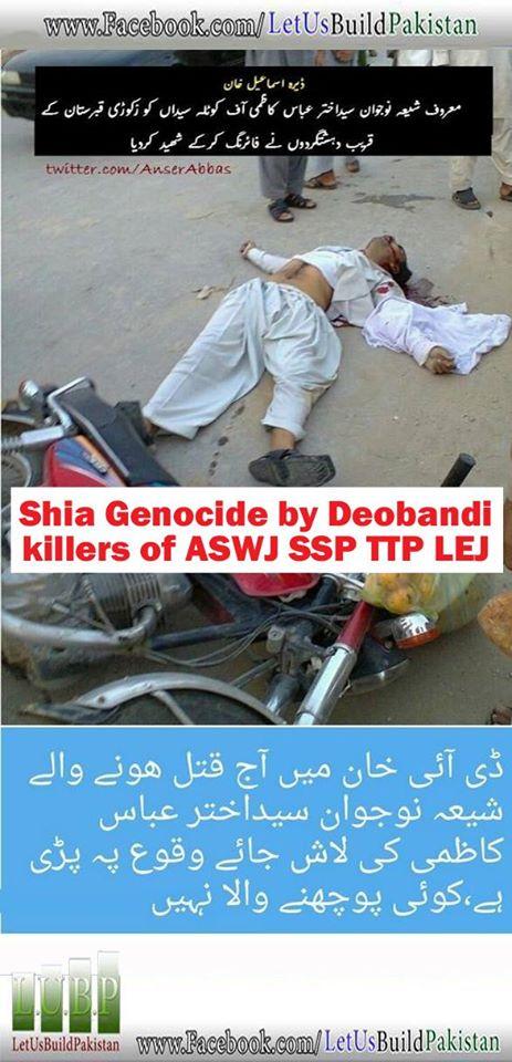 Di Khan Killed