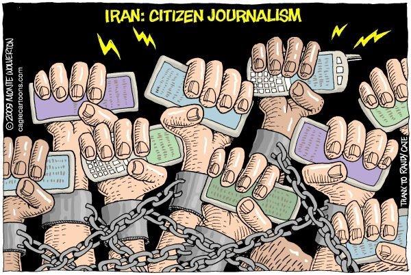 Iran-Cartoon