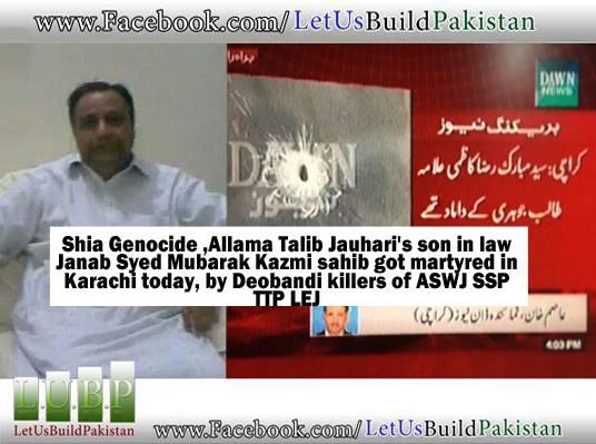 Talib Jahuri Relative Shot