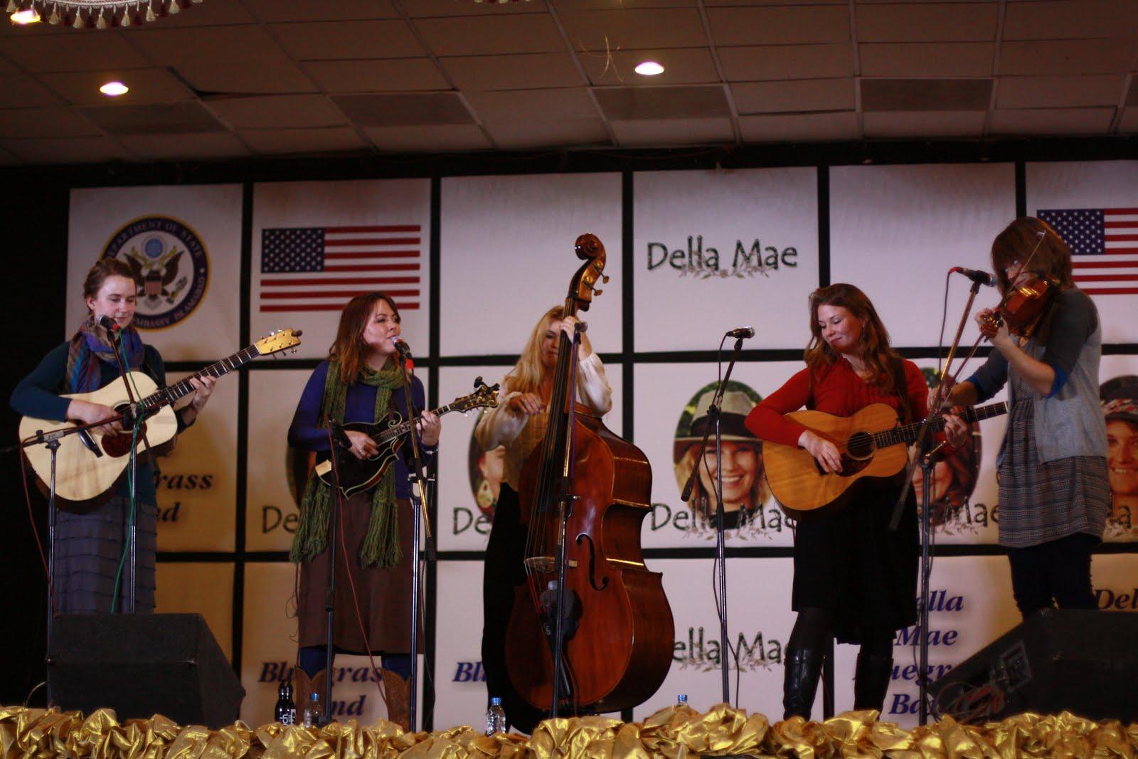 Della Mae at FJ Univ