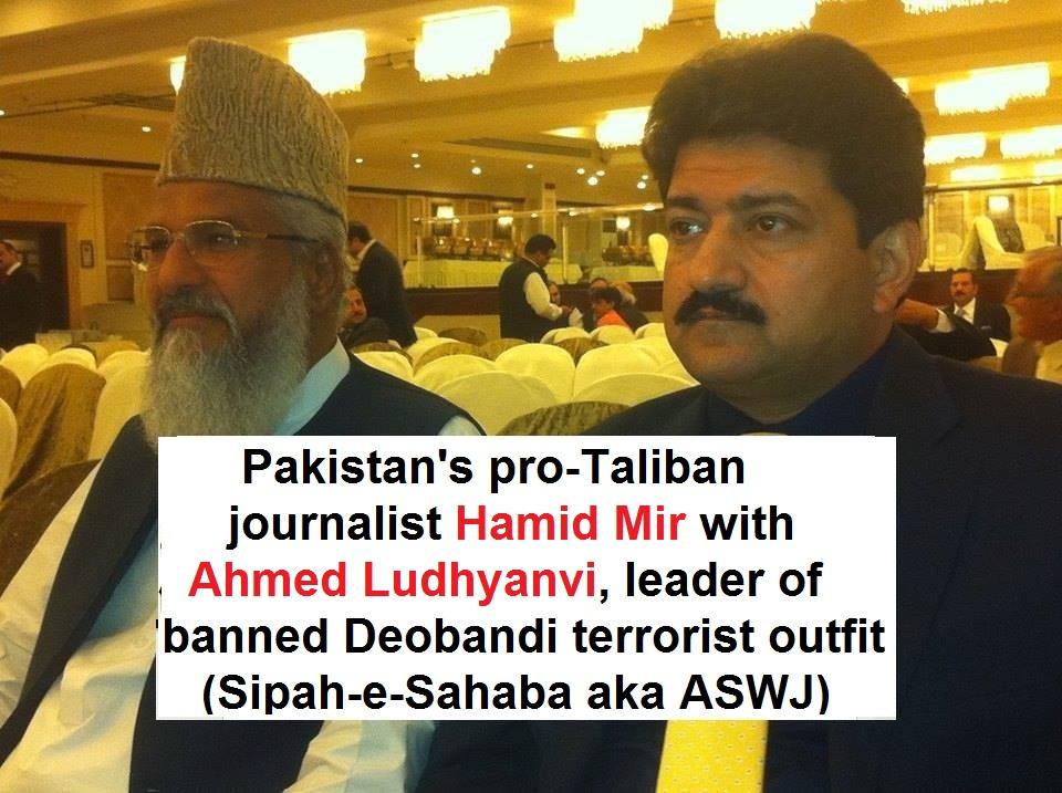 Hamid Mir and Lidhanvi