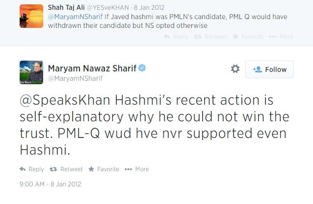 Maryam on Hashmi 2012