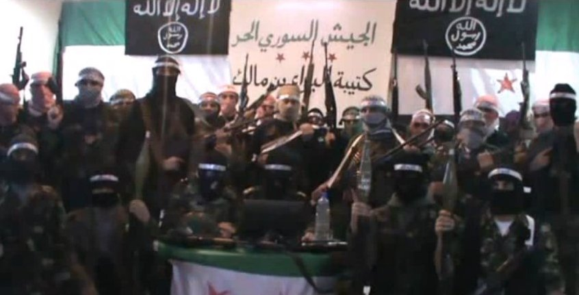 syrian terror groups