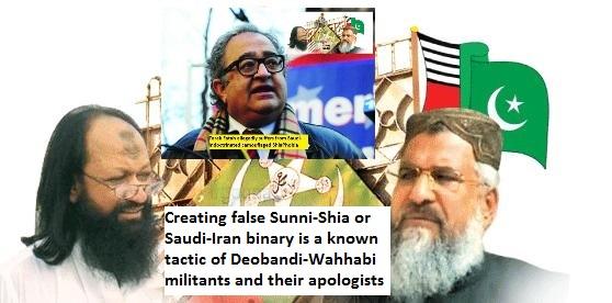 Sunni Shia Tariq Fatah