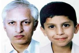 Ali Haider and Son