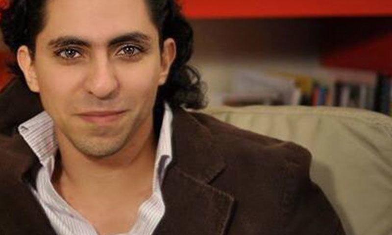 Saudi-Blogger