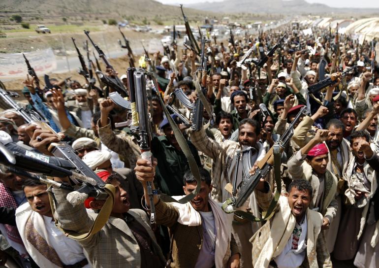 yemen-rebels