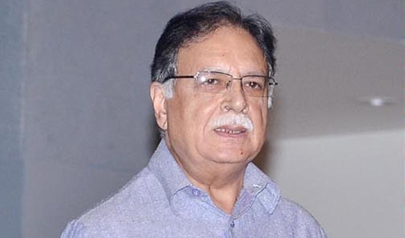 FEDERAL MINISTER FOR INFORMATION, BROADCASTING AND NATIONAL HERITAGE, PERVAIZ RASHID ADDRESSING WORLD TOURISM DAY CEREMONY IN ISLAMABAD ON SEPTEMBER 27, 2013