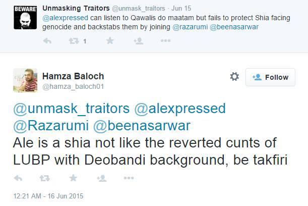 Humza Baloch