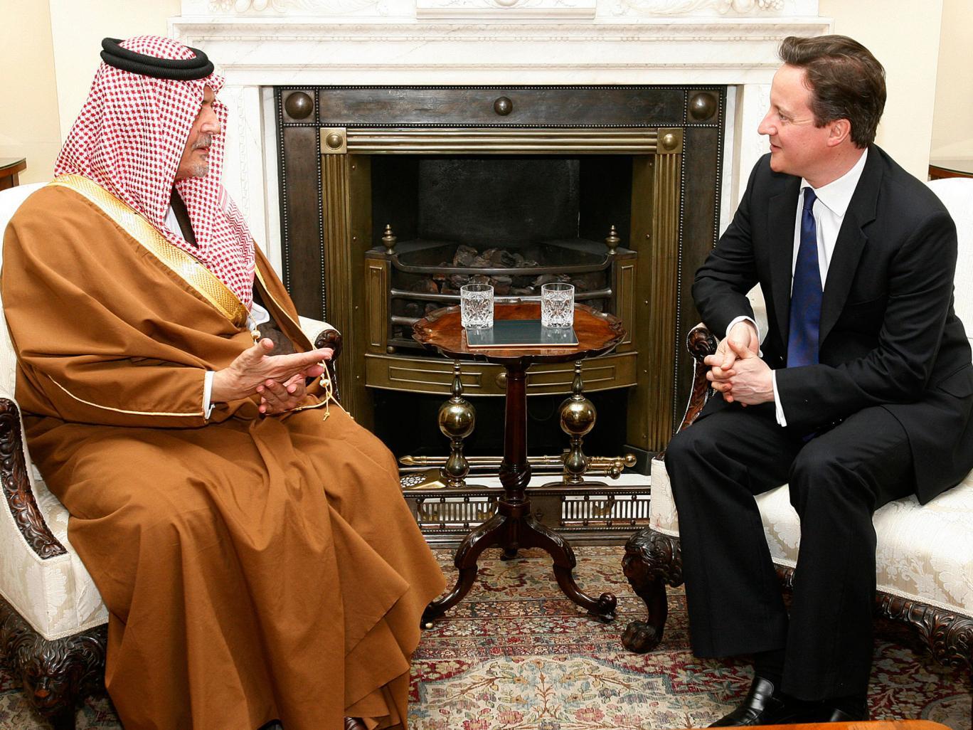 Cameron-and-Saudi-prince