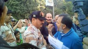 Civil Society Protest
